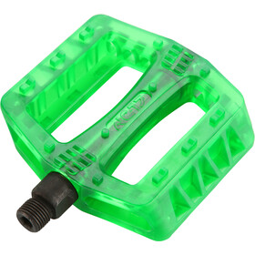 NC-17 CR44 Plastic Pro Pedale green